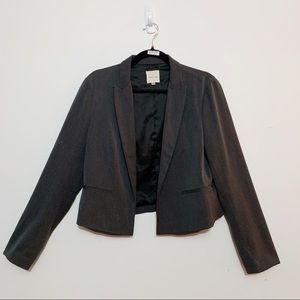 Urban Outfitters Silence + Noise Grey Blazer